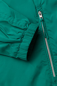 Gant - O1. WINDBREAKER - kevyet takit - emerald green - 4
