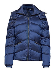 O2. CLASSIC DOWN JACKET - PERSIAN BLUE