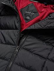 Gant - D2. CLASSIC DOWN JACKET - toppatakit - black - 6