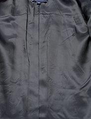 GANT - D1. WOOL BLEND CROPPED JACKET - wool jackets - evening blue - 5