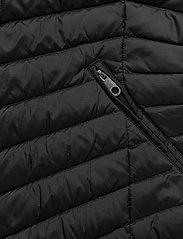 GANT - LIGHT DOWN GILET - puffer vests - black - 5