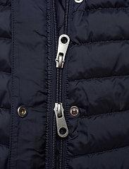 GANT - LIGHT DOWN GILET - puffer vests - evening blue - 5