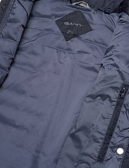 GANT - LIGHT DOWN GILET - puffer vests - evening blue - 6