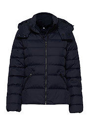 D2. CLASSIC DOWN JACKET - EVENING BLUE