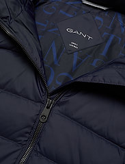 GANT - D2. CLASSIC DOWN JACKET - down- & padded jackets - evening blue - 4