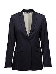 Gant - O1. Drapy Twill Blazer