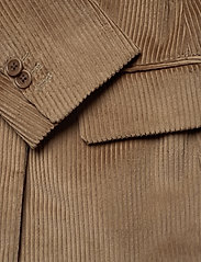 Gant - D1. WIDE WALE CORD BLAZER - bleiserit - dark khaki - 3