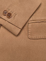 Gant - D2. MOLESKIN SLIM BLAZER - bleiserit - warm khaki - 3