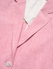 Gant - D2. STRETCH LINEN REGULAR BLAZER - vestes tailleur - rapture rose - 2