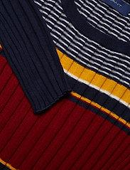 Gant - D1. RIB KNITTED CREW - neulepuserot - multicolor - 2