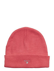 O1. LOGO KNIT HAT - LOVE POTION