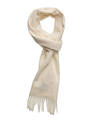 Gant - Solid Lambswool Woven Scarf