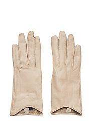 D1. LEATHER GLOVES - DRY SAND