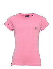 FITTED ORIGINAL SS T-SHIRT - SEA PINK