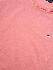 GANT - FITTED ORIGINAL SS T-SHIRT - kurzärmelige - strawberry pink - 2
