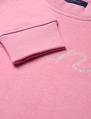 GANT - D2. GANT SCRIPT C-NECK - sweatshirts - sea pink - 2