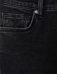 GANT - GANT SKINNY JEANS - jeans - black raw - 2