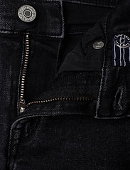 GANT - GANT SKINNY JEANS - jeans - black raw - 3