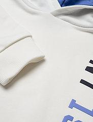 GANT - D1. GANT COLOR HOODIE DRESS - dresses - eggshell - 2