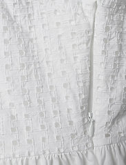 GANT - TG. BROIDERIE ANGLAISE DRESS - kleider - white - 3