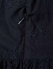 Gant - D2. BRODERIE ANGLAISE DRESS - dresses - evening blue - 3