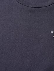 GANT - D1. ORIGINAL JERSEY DRESS - jurken - evening blue - 2