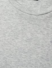 GANT - D1. ORIGINAL JERSEY DRESS - jurken - light grey melange - 2