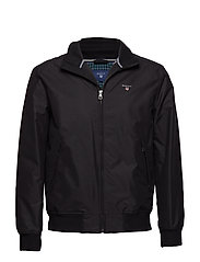 O1. THE HAMPSHIRE JACKET - BLACK
