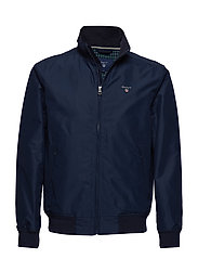O1. THE HAMPSHIRE JACKET - MARINE