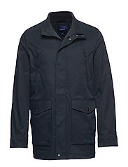O1. THE COMFORT AVENUE JACKET - EVENING BLUE
