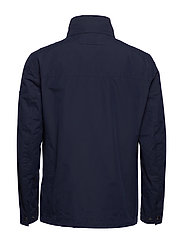 Gant - O1. THE COAST MID JACKET - light jackets - evening blue - 3