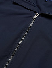 Gant - O1. THE COAST MID JACKET - light jackets - evening blue - 5