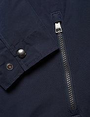 Gant - O1. THE COAST MID JACKET - light jackets - evening blue - 6