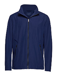 O1. THE COAST MID JACKET - PERSIAN BLUE