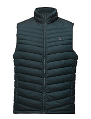 O1. THE AIRLIGHT DOWN VEST - PONDEROSA PINE