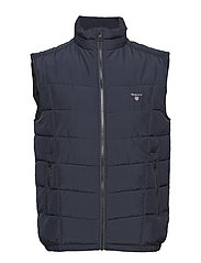 O1. THE CLOUD VEST - NAVY