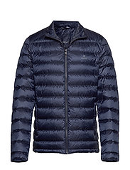D1. THE LIGHT DOWN JACKET - MARINE