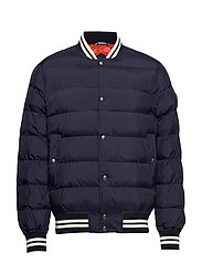 D1. THE CLOUD GANT VARSITY - EVENING BLUE