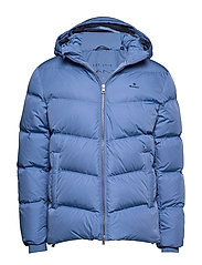D1. THE ALTA DOWN JACKET - MID BLUE
