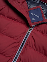 Gant - D1. THE ACTIVE CLOUD JACKET - toppatakit - mahogny red - 6