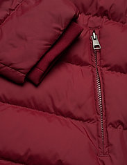 Gant - D1. THE ACTIVE CLOUD JACKET - toppatakit - mahogny red - 7