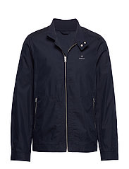 D1. THE CASUAL SHIELD JACKET - EVENING BLUE