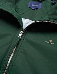 GANT - D1. HAMPSHIRE JACKET - bomber jackets - tartan green - 2