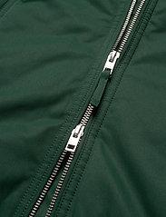 GANT - D1. HAMPSHIRE JACKET - bomber jackets - tartan green - 3