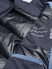 GANT - D2. THE ALTA DOWN JACKET - padded jackets - evening blue - 10