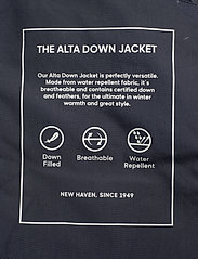 GANT - D2. THE ALTA DOWN JACKET - padded jackets - evening blue - 9