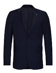 THE TAILORED TRAVELERS SUIT JKT S - MARINE