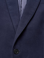 GANT - D2. SLIM MOLESKIN BLAZER - single breasted blazers - evening blue - 2