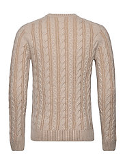 D2. WINTER FADED CABLE CREW