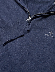 GANT - CLASSIC COTTON HALF ZIP - half zip - dark jeansblue melange - 2